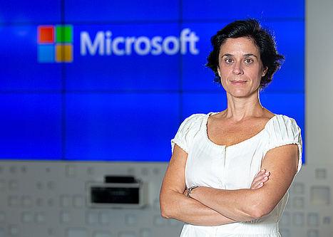 Gloria Macías-Lizaso, nueva directora de Grandes Empresas de Microsoft Ibérica