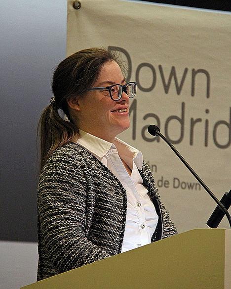 Gloria Ramos cuenta su experiencia como trabajadora de ADIDAS.