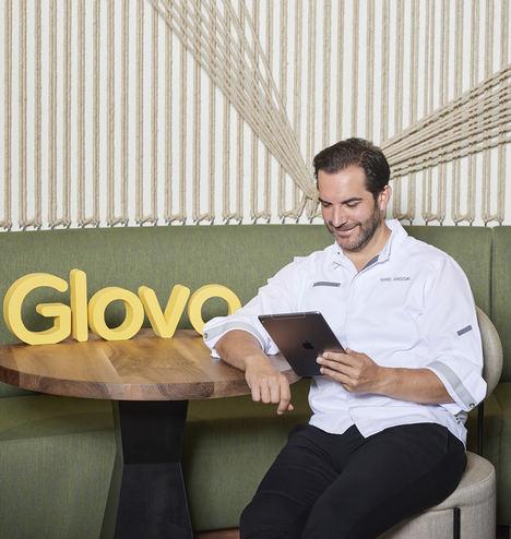 Glovo, aliado tecnológico de CoquettoGo, el nuevo delivery Sostenible de Mario Sandoval