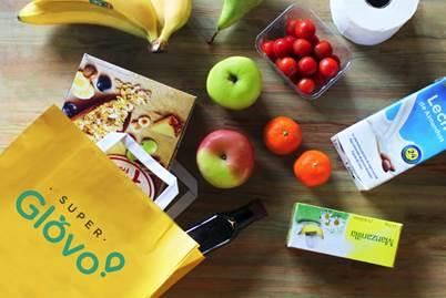 Glovo lanza su propio supermercado online en Barcelona: SuperGlovo