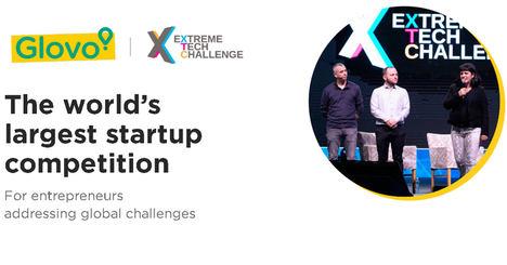 Glovo y Samsung impulsan el tejido startup en 13 países a través de la competición Extreme Tech Challenge