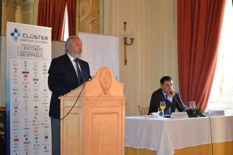 Gómez-Pomar explica los proyectos más innovadores de Fomento para el sector marítimo