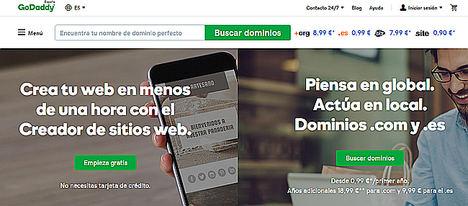 GoDaddy amplía sus esfuerzos en España con una estrategia para empoderar a autónomos y pequeñas empresas en Internet