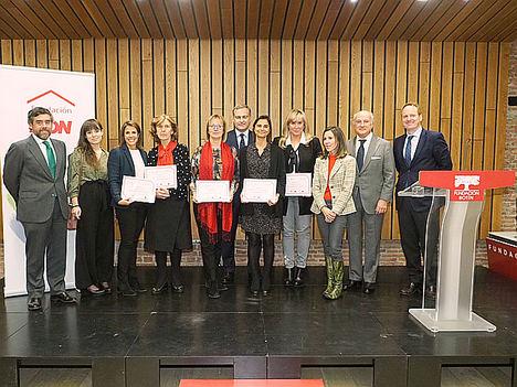 Golf & Law reparte más de 20.000€ entre 5 proyectos solidarios