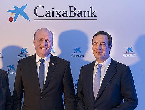 CaixaBank inaugura nuevas oficinas en Fráncfort para reforzar su estrategia de banca internacional en Europa