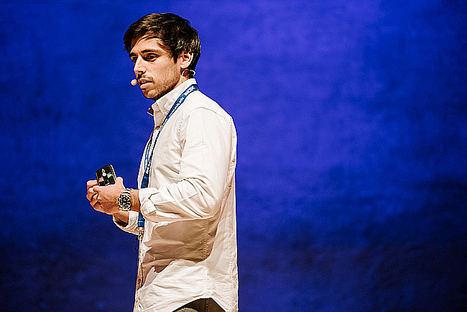 Gonzalo Noy debuta como emprendedor de éxito y prestigio internacional