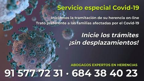 Tramitación de herencias durante la crisis del coronavirus en González y Silva & Co. Abogados