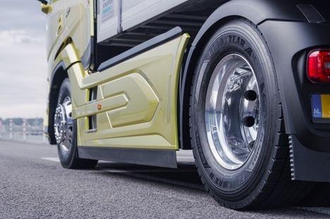 Goodyear lanza su nueva gama de neumáticos Fuelmax Endurance