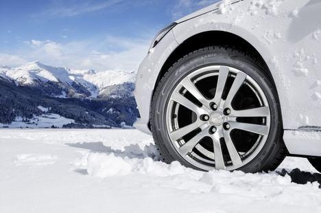 Neumáticos con marcaje de invierno de Goodyear