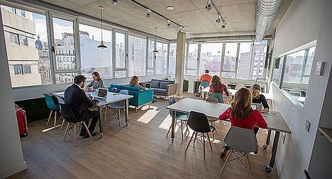Goya Smart Coworking apuesta por los nuevos emprendedores con una innovadora oferta