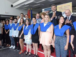 Adh Hoteles cierra con éxito el curso como padrinos de 500 estudiantes de la Escuela Superior de Hostelería y Turismo de Madrid