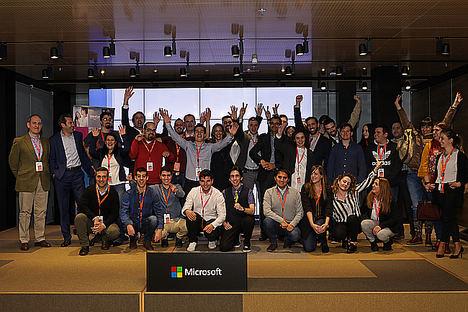 Microsoft y Generation entregan los diplomas de la primera edición de su programa de becas en Azure
