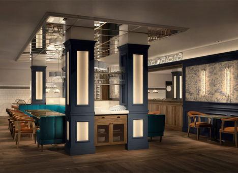 Hidden Away Hotels y Rockwell Group unen fuerzas para recrear el glamour de la década de 1920 en el Gran Hotel Inglés