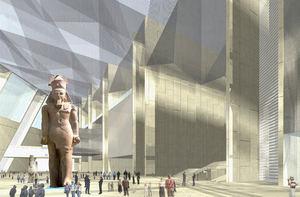 Gran Museo Egipcio (GEM).