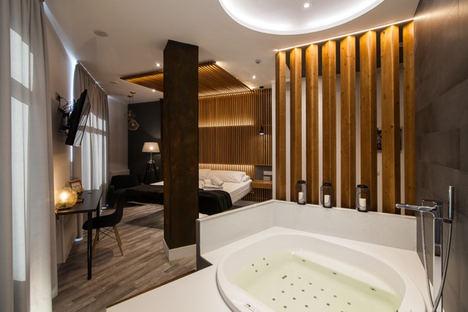 Vitium Urban Suites presenta la suite más tentadora de la Gran Via