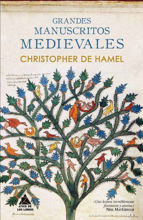 Grandes manuscritos medievales de Christopher de Hamel