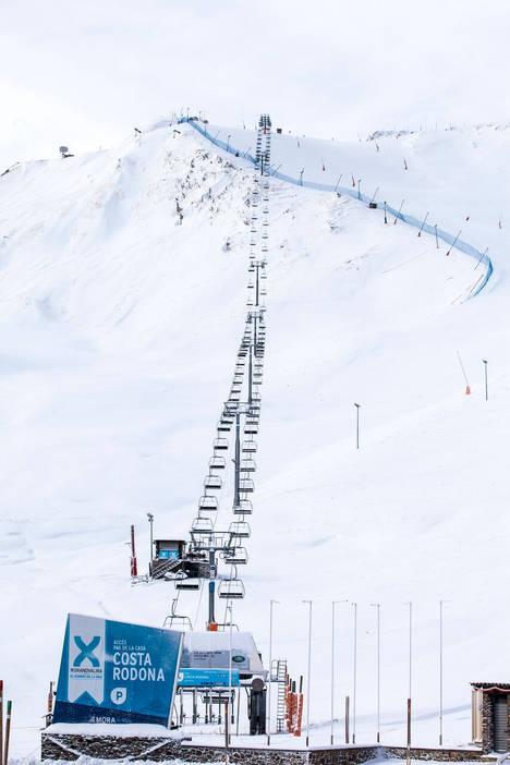 Grandvalira confirma la inauguración de la temporada con una apertura parcial el sábado 26 de noviembre