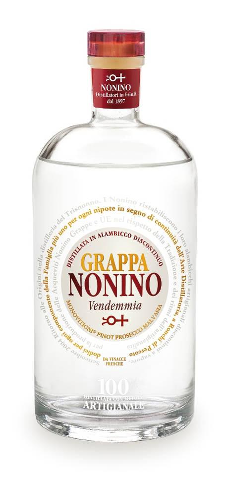 La GrappaVendemmia de Nonino es reconocida con la Medalla de Oro en los International SpiritsAward 2016