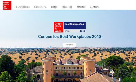 Las tecnológicas lideran los Mejores Lugares para Trabajar en Europa en 2018