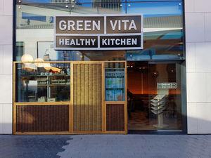 GreenVita abre su quinto restaurante en el C.C Glòries