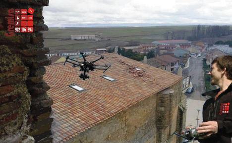 Gremisa Asistencia utiliza drones al servicio de las aseguradoras