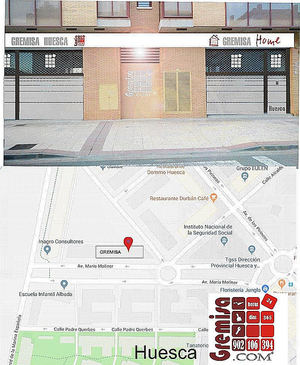 Gremisa Huesca inicia las obras de las nuevas oficinas