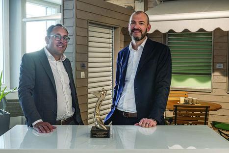Griesser gana por segundo año el prestigioso premio Architects' Darling