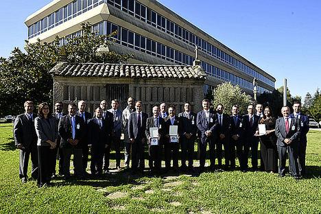Groupe PSA premia la excelencia de sus proveedores en la Península Ibérica