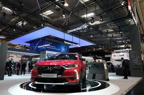 El Groupe PSA y Huawei presentan su primer vehículo conectado