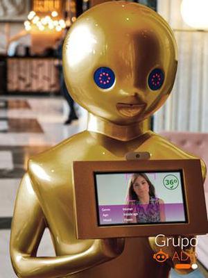 Grupo ADD lanza gama de Robots Sanitarios para crear zonas COVID19-FREE