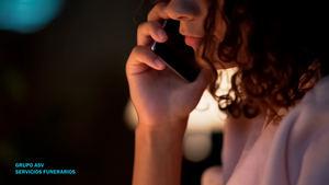 GRUPO ASV Servicios Funerarios inicia hoy un nuevo servicio de atención telefónica de apoyo al duelo