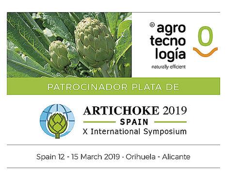 Grupo Agrotecnología, Patrocinador PLATA del X International Symposium Artichoke 2019