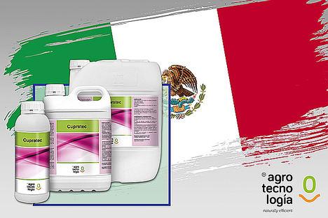 Grupo Agrotecnología adquiere el registro fitosanitario de CUPRATEC en México