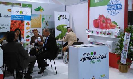 Grupo Agrotecnología asistió a Growtech Eurasia 2017