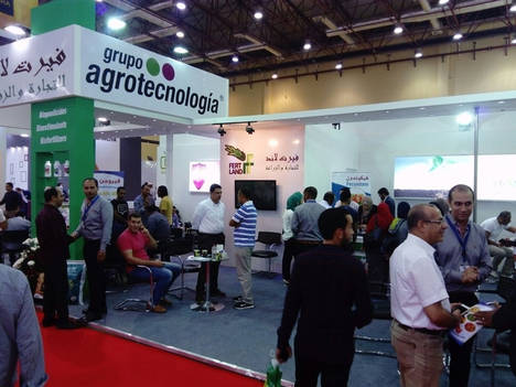 Grupo Agrotecnología participó en la SAHARA International Agricultural Exhibition