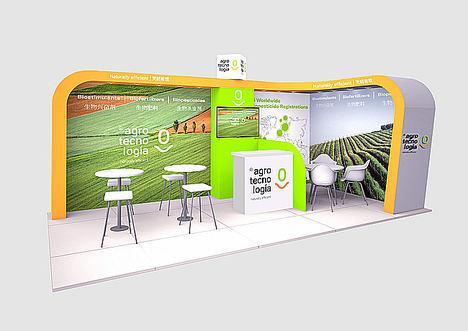 Grupo Agrotecnología patrocinador principal y ponente en la China Annual Conference and Exhibition