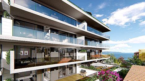 Avintia Inmobiliaria comienza a construir una nueva promoción de 33 viviendas personalizables en Sanxenxo