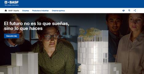 El Grupo BASF en España aumenta sus ventas un 14% en 2017
