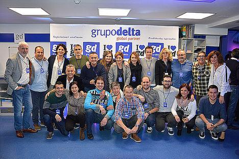 Grupo Delta - Equipo.