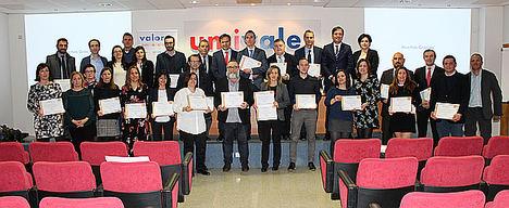 umivale reconoce a 395 empresas con más de 4 millones de euros por reducir su siniestralidad laboral