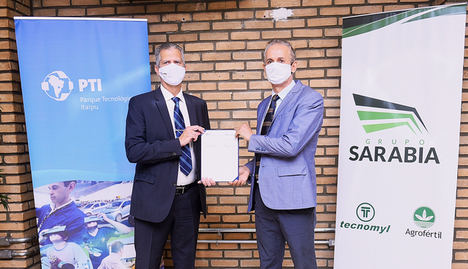 Grupo Sarabia se suma como aliado estratégico del Parque Tecnológico Itaipu - Brasil