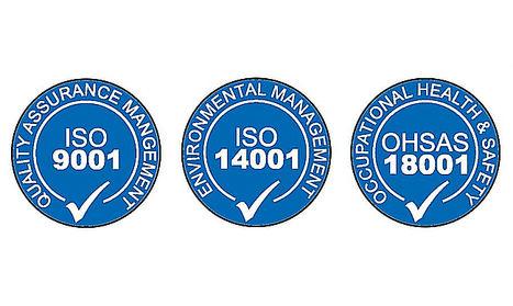 Grupo TESCO obtiene la certificación OHSAS 18001, y renueva la ISO 9001 y la ISO 14001