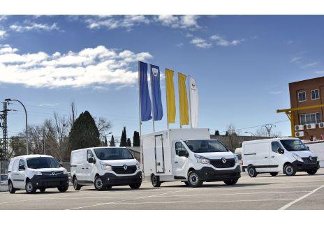 El Grupo Renault cuenta con una completa oferta de adaptaciones