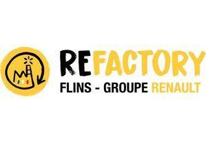 El Grupo Renault crea en Flins la primera factoría europea dedicada a la economía circular de la movilidad