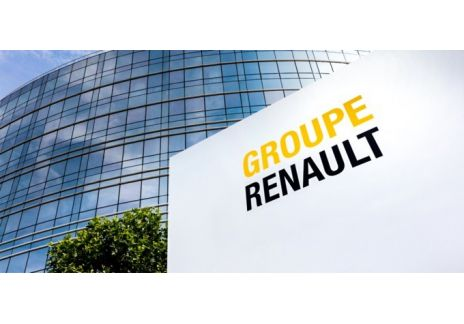 Resultados comerciales del Grupo Renault en el 1er. Semestre de 2020