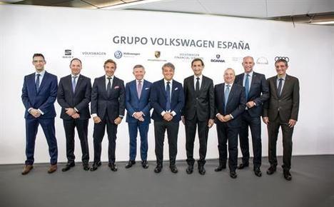 El Grupo Volkswagen en España factura un 6,2% en 2018
