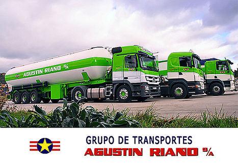 TRANSPORTES AGUSTÍN RIAÑO amplía su parque logístico impulsado por gas y mantiene la colaboración con CEDEC
