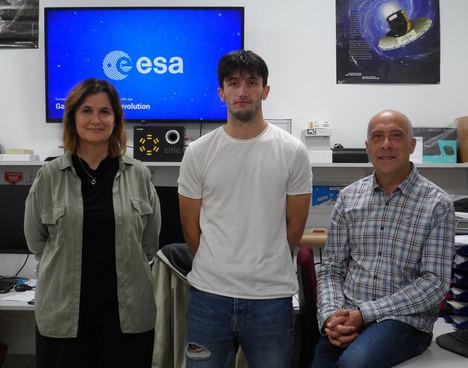 Investigadores del CITIC de la UDC y del IAC descubren un tipo de estrellas que podría explicar el surgimiento de la vida en la Tierra