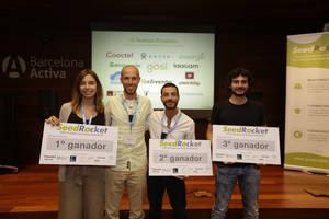 Gösi, startup que geolocaliza y monitoriza mascotas, ganadora del XVII Campus de Emprendedores en Barcelona