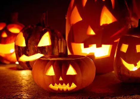 ¿Quién hace negocio con Halloween?